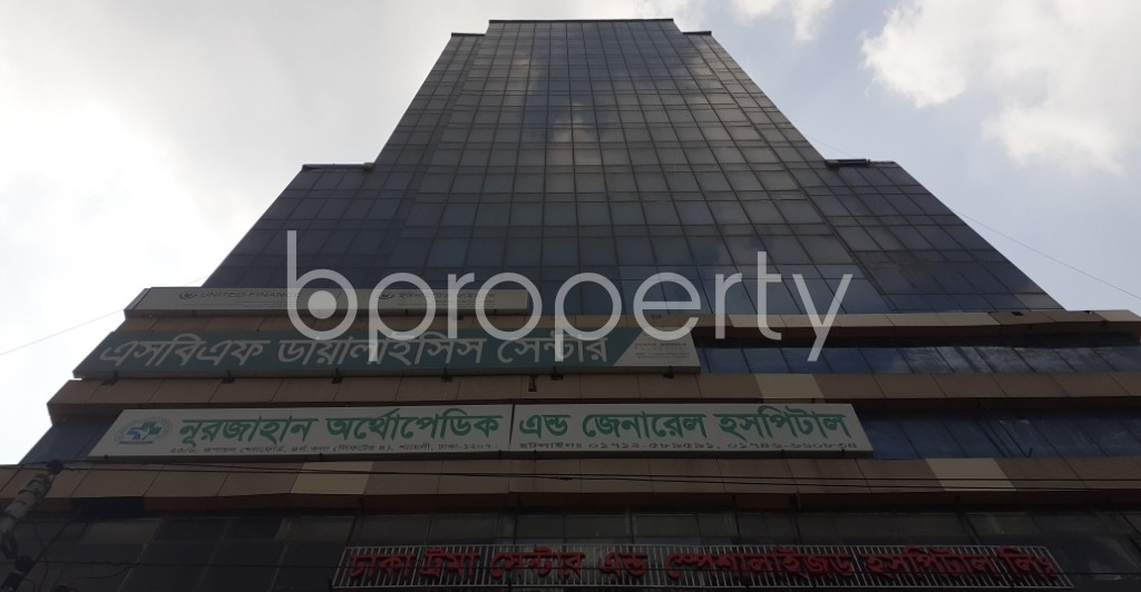 Front view - Office for Sale in Shyamoli, Dhaka - 1943337