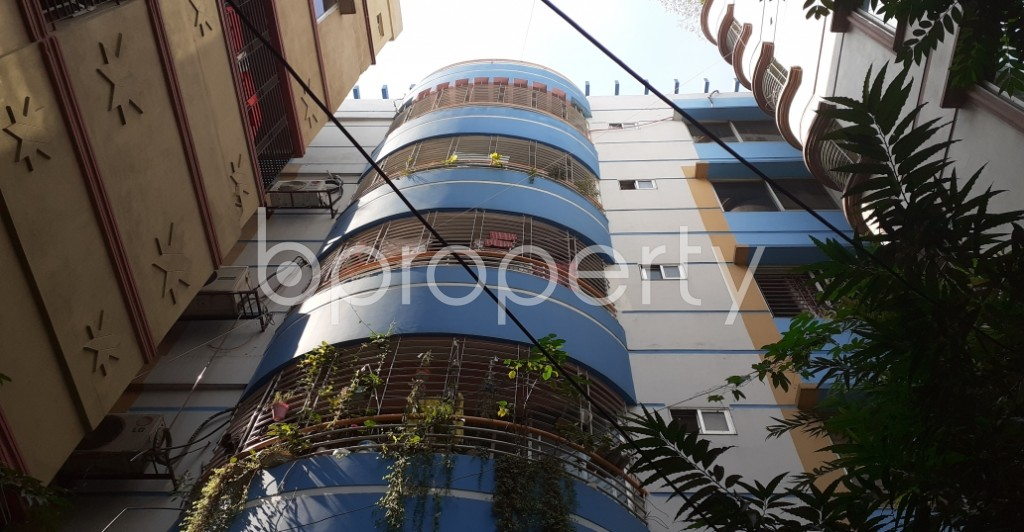 Outside view - 3 Bed Apartment for Sale in Adabor, Dhaka - 1943391