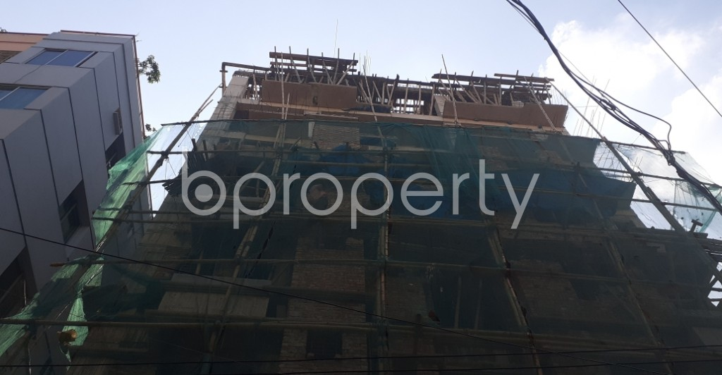 Outside view - 3 Bed Apartment for Sale in Adabor, Dhaka - 1943392