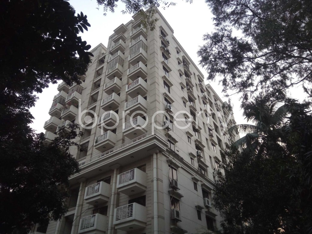 Front view - 3 Bed Apartment to Rent in Gulshan, Dhaka - 1943398