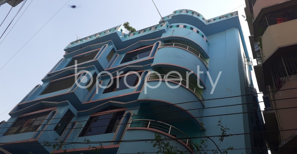 Front view - 3 Bed Apartment to Rent in Double Mooring, Chattogram - 1943369