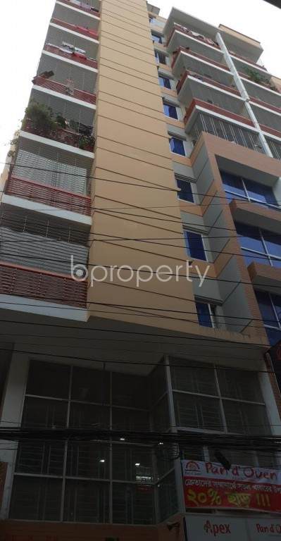 Outside view - 3 Bed Apartment to Rent in Gazipur Sadar Upazila, Gazipur - 1943430