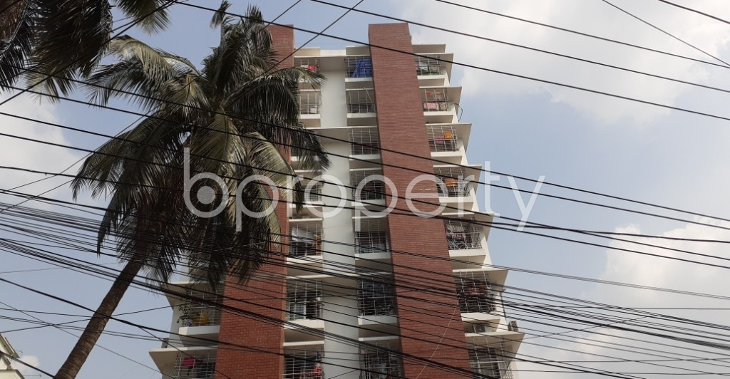 Outside view - 3 Bed Apartment to Rent in Dhanmondi, Dhaka - 1943436
