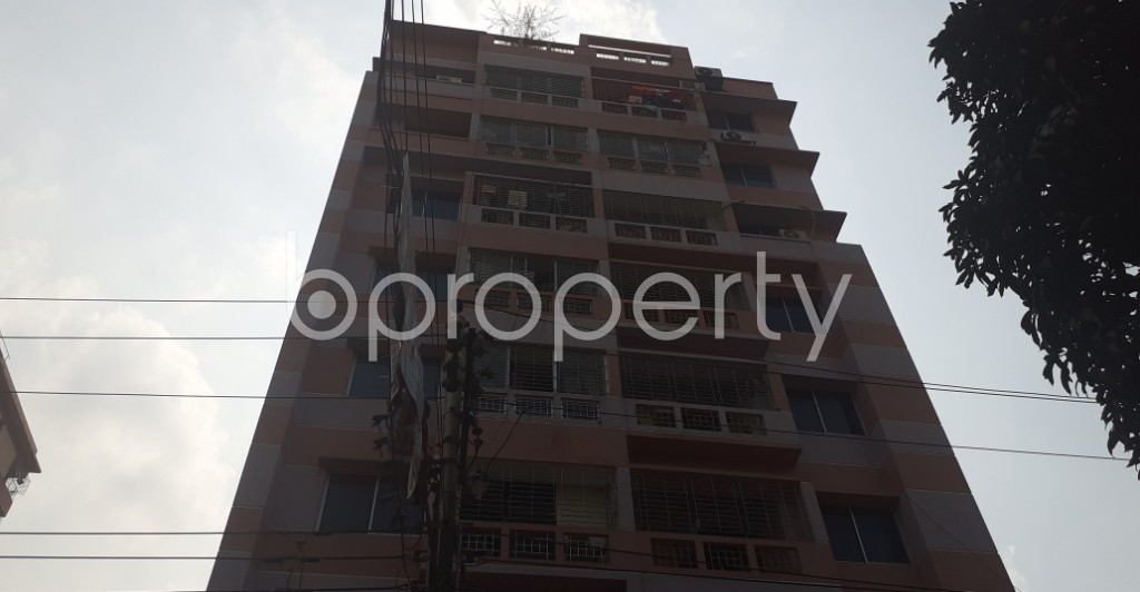 Front view - 2 Bed Apartment to Rent in Dhanmondi, Dhaka - 1943451