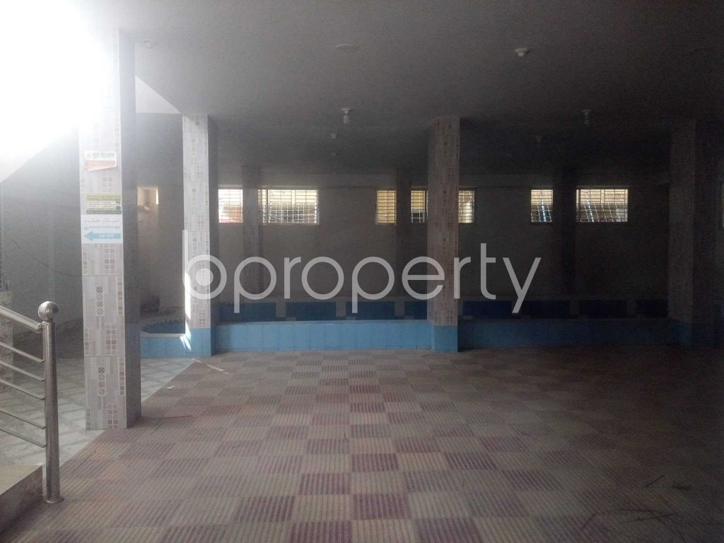 Commercial inside - Shop to Rent in Banasree, Dhaka - 1943481