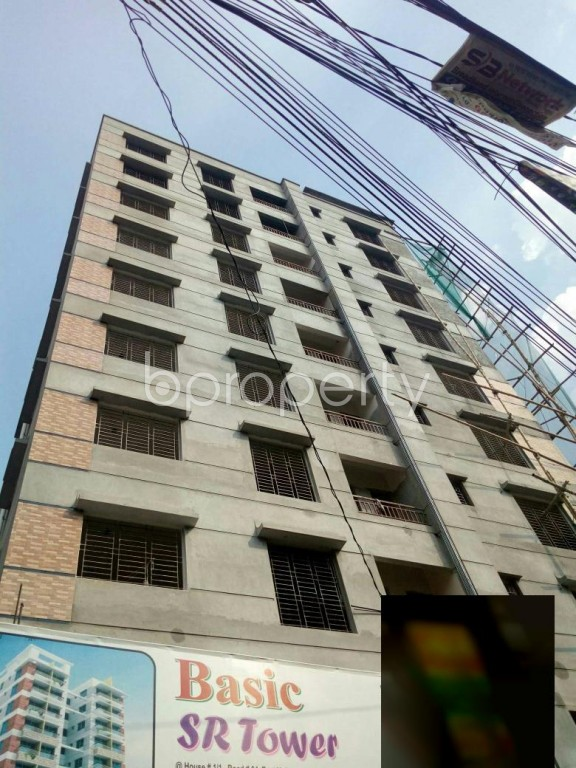 Outside view - 3 Bed Apartment for Sale in Mirpur, Dhaka - 1943523