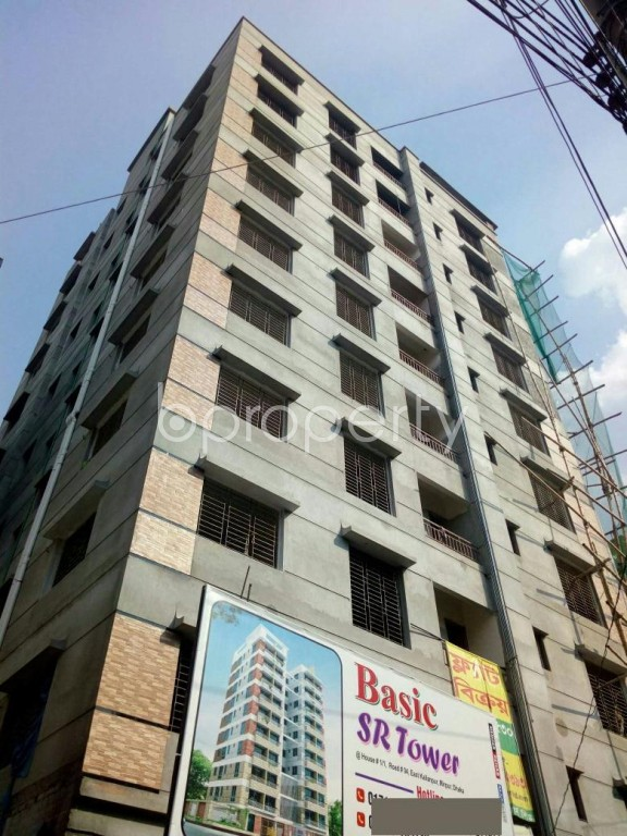 Outside view - 3 Bed Apartment for Sale in Mirpur, Dhaka - 1943524
