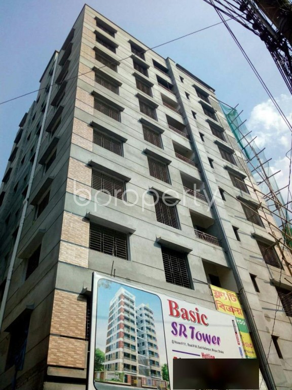 Outside view - 3 Bed Apartment for Sale in Mirpur, Dhaka - 1943525
