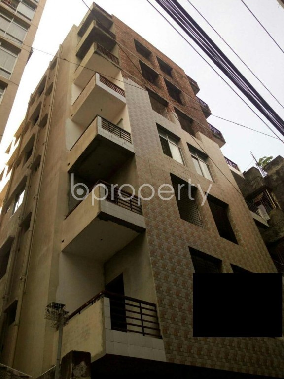 Outside view - 3 Bed Apartment for Sale in Mirpur, Dhaka - 1943536