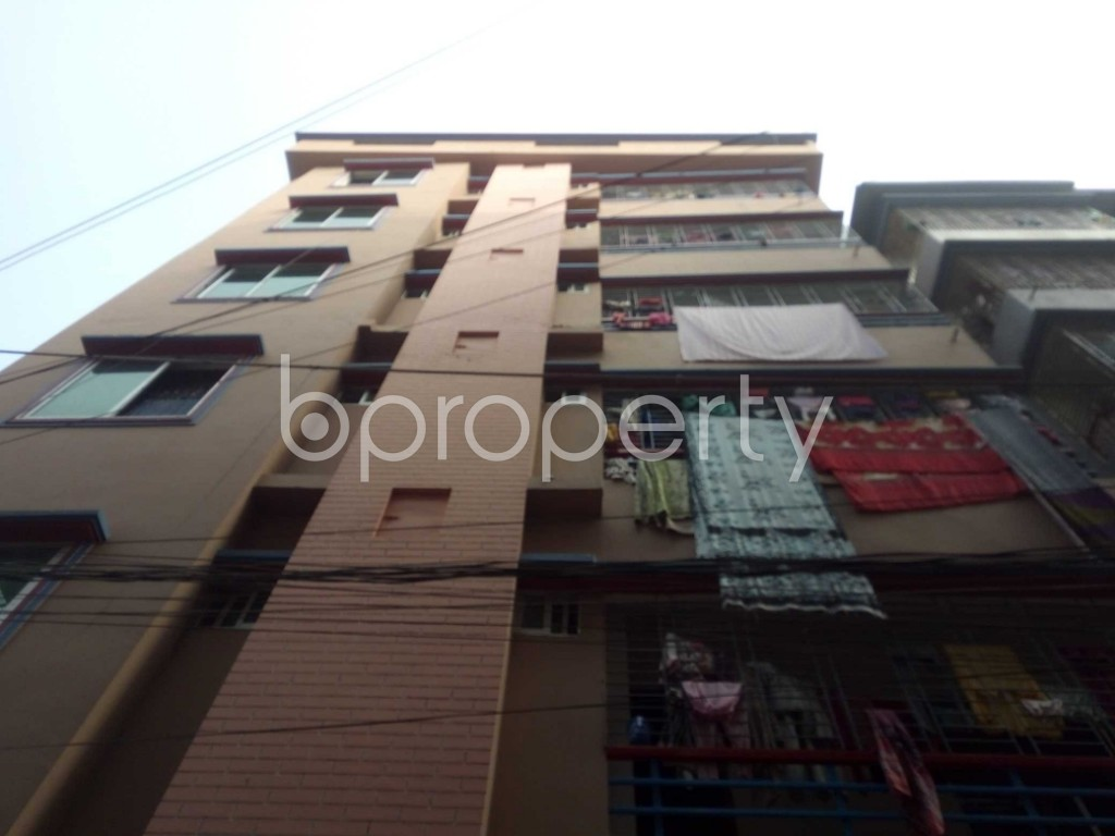 Front view - 1 Bed Apartment to Rent in Gazipur Sadar Upazila, Gazipur - 1943561