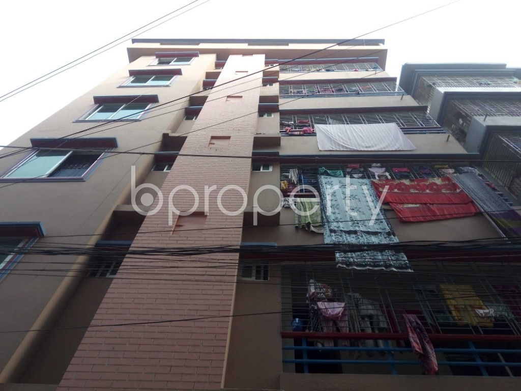 Front view - 2 Bed Apartment to Rent in Gazipur Sadar Upazila, Gazipur - 1943563