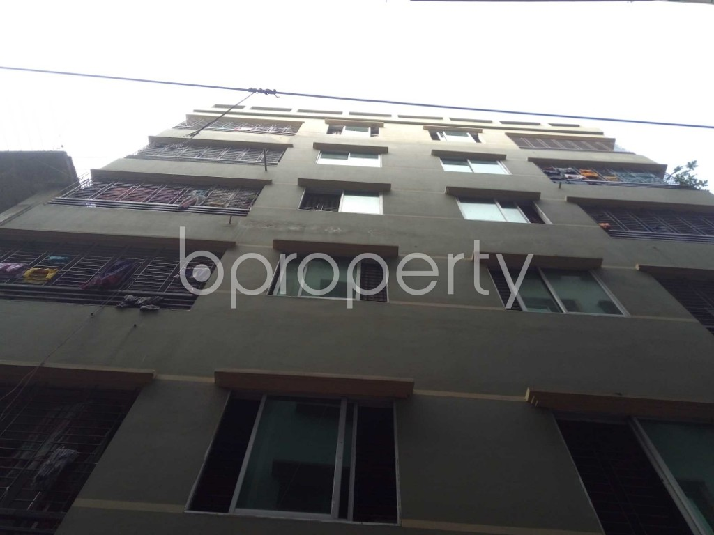 Front view - 2 Bed Apartment to Rent in Gazipur Sadar Upazila, Gazipur - 1943564
