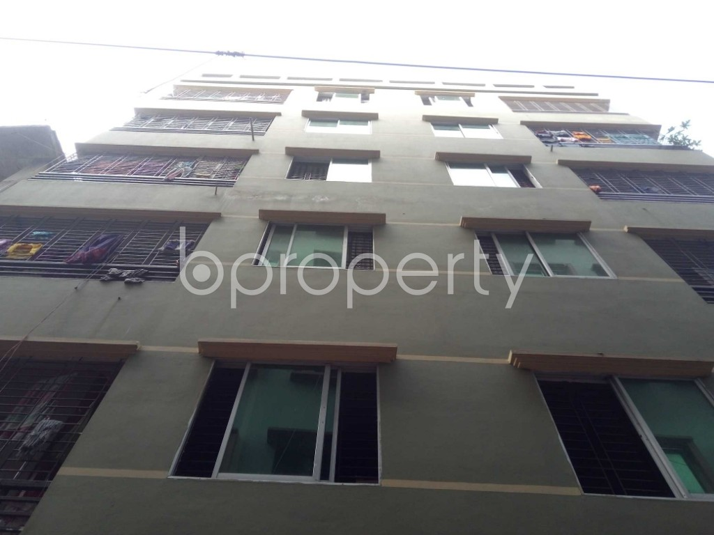 Front view - 2 Bed Apartment to Rent in Gazipur Sadar Upazila, Gazipur - 1943566