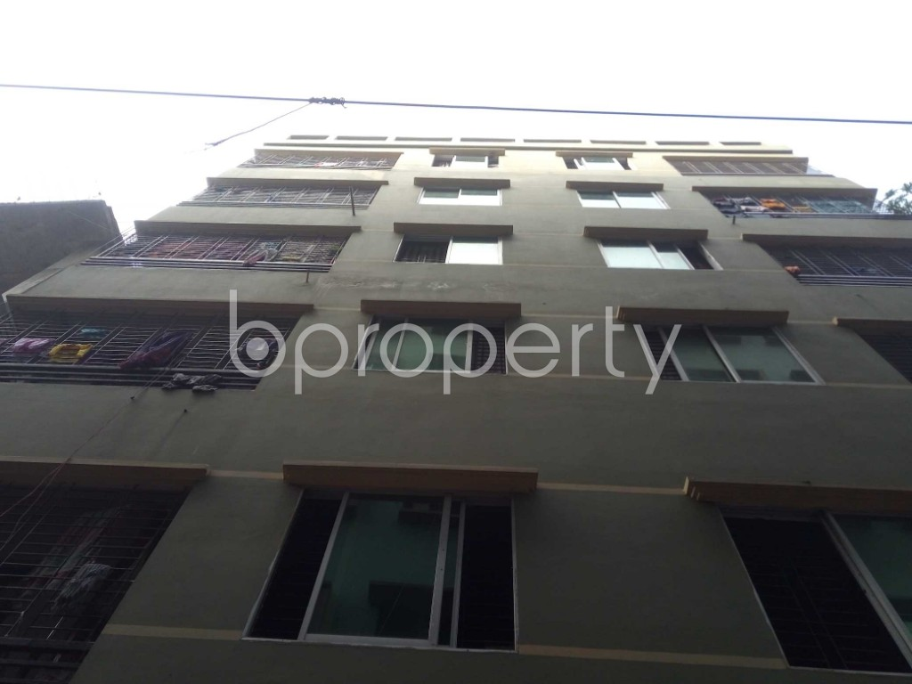 Front view - 2 Bed Apartment to Rent in Gazipur Sadar Upazila, Gazipur - 1943567