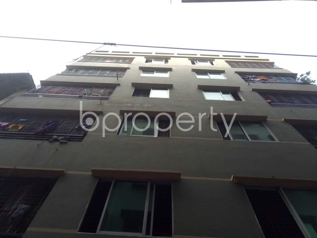 Front view - 2 Bed Apartment to Rent in Gazipur Sadar Upazila, Gazipur - 1943568