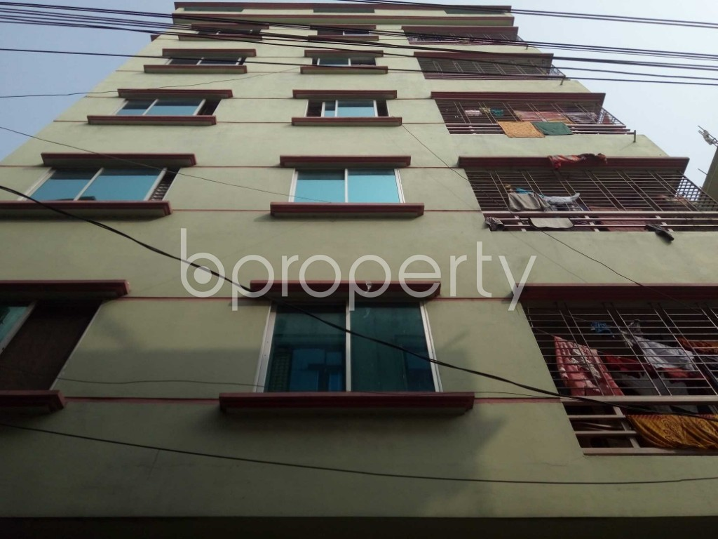 Front view - 2 Bed Apartment to Rent in Gazipur Sadar Upazila, Gazipur - 1943569