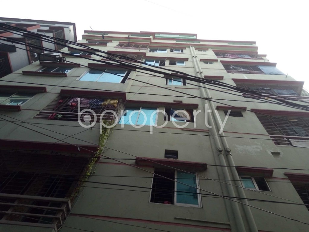 Front view - 2 Bed Apartment to Rent in Gazipur Sadar Upazila, Gazipur - 1943570