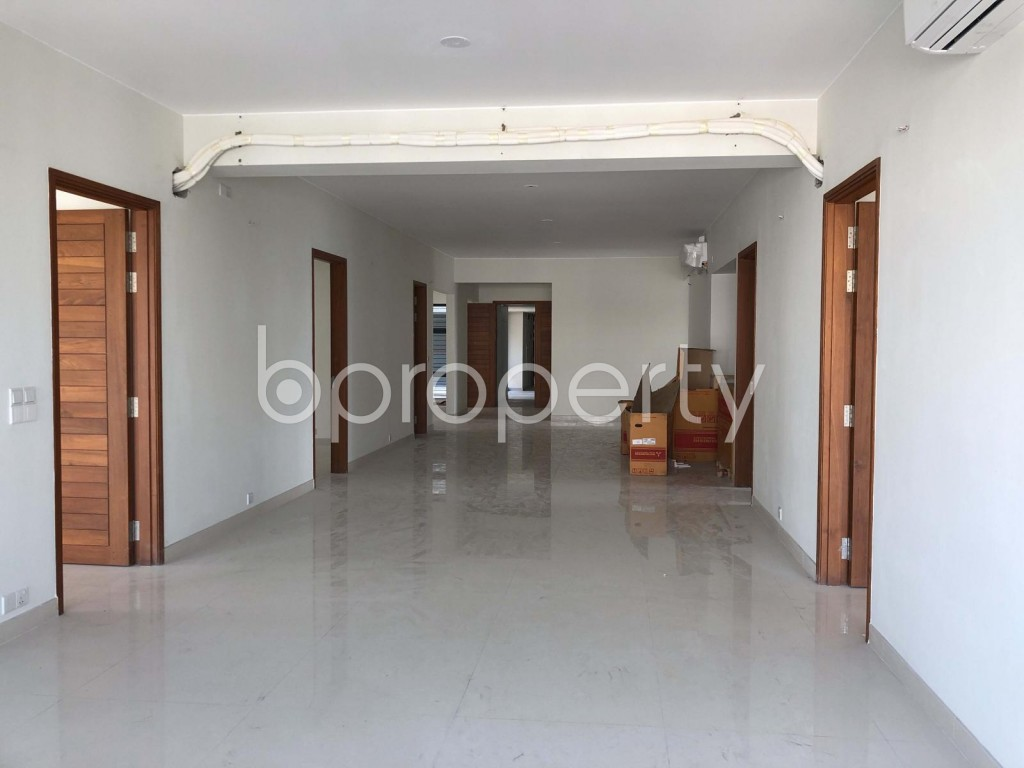 Dining area - 4 Bed Apartment to Rent in Gulshan, Dhaka - 1929938