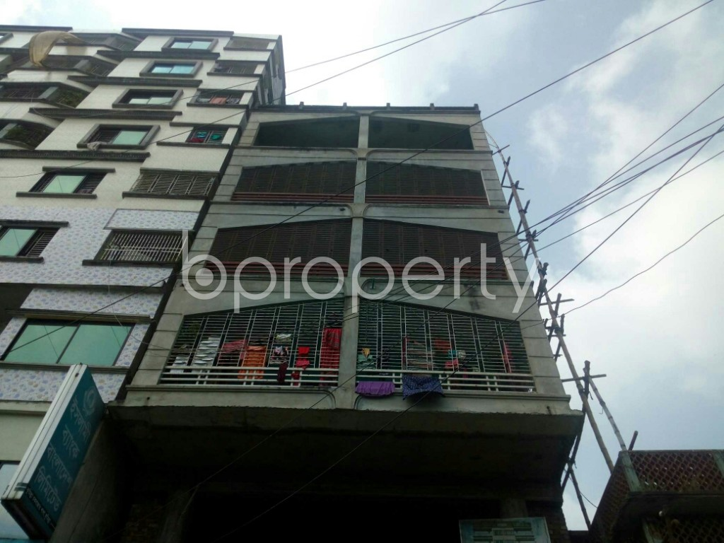 Front view - 2 Bed Apartment for Sale in Rajganj, Cumilla - 1943623