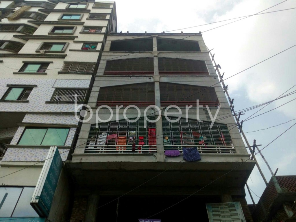 Front view - 2 Bed Apartment for Sale in Rajganj, Cumilla - 1943624