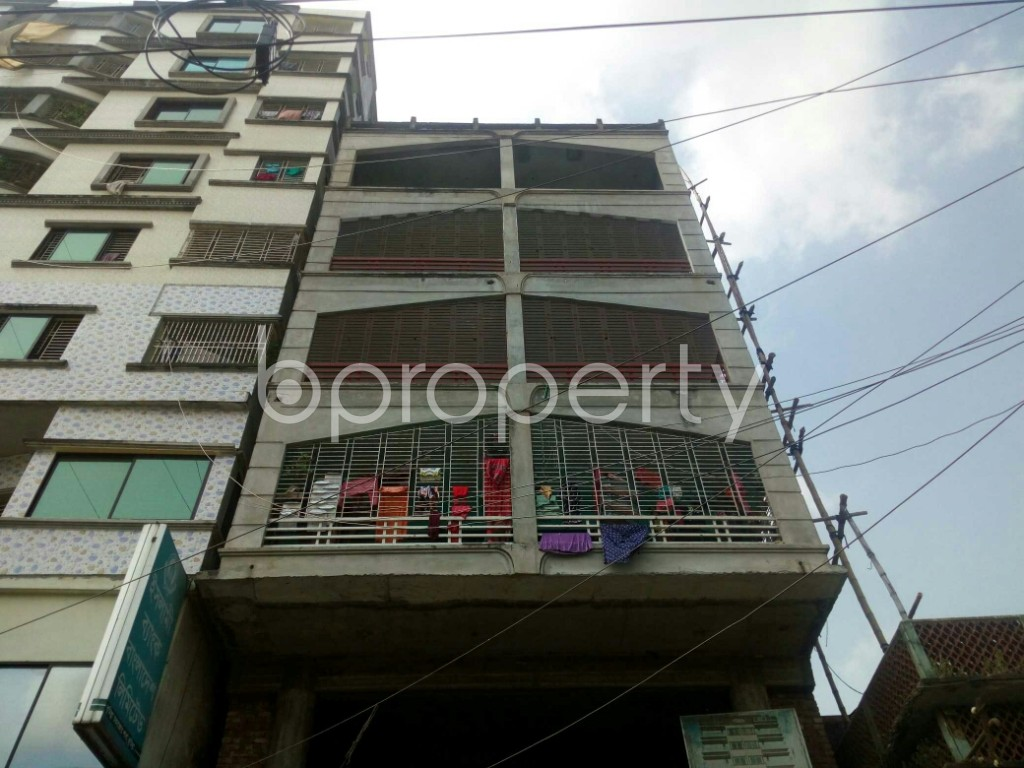 Front view - 2 Bed Apartment for Sale in Rajganj, Cumilla - 1943625
