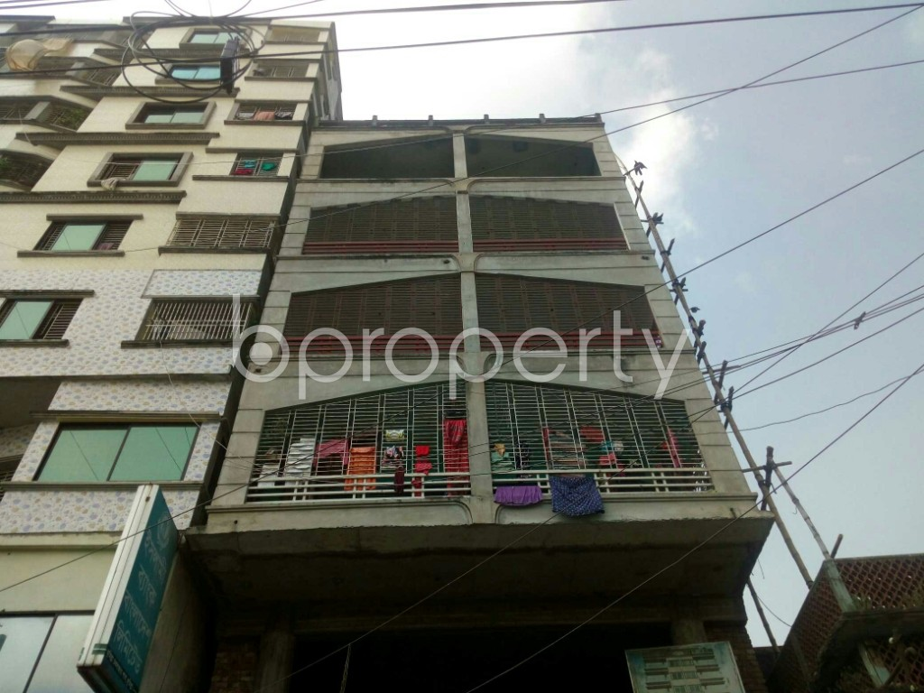 Front view - 2 Bed Apartment for Sale in Rajganj, Cumilla - 1943626