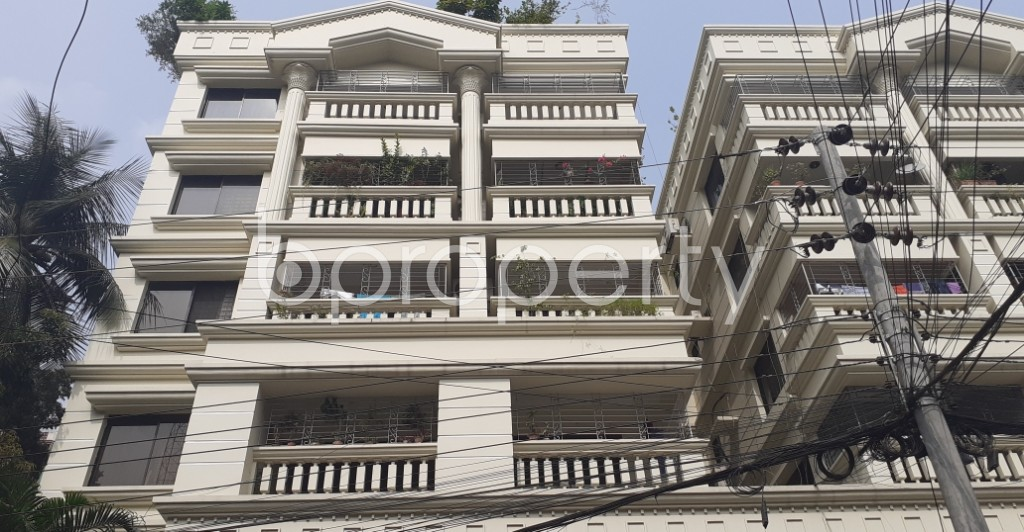 Front view - 4 Bed Apartment to Rent in Gulshan, Dhaka - 1943713