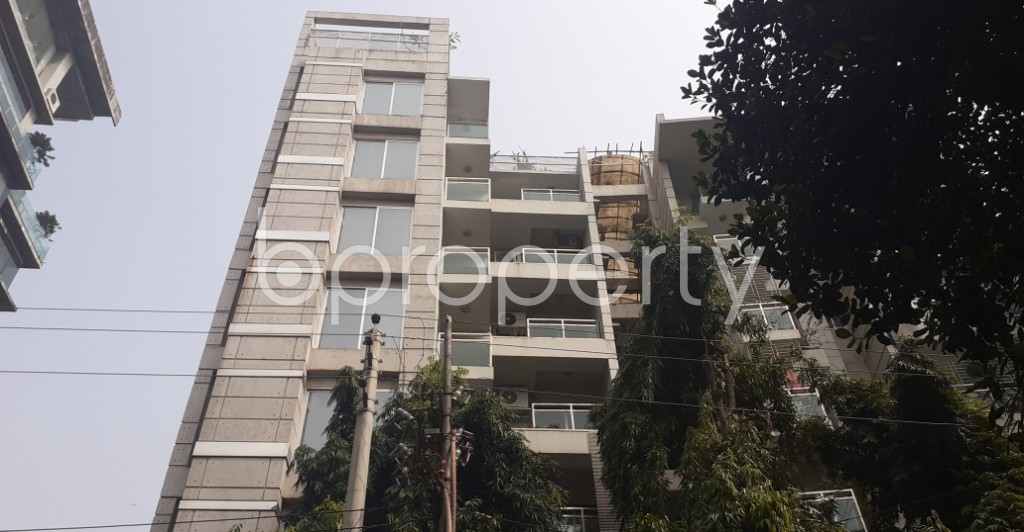 Front view - 3 Bed Apartment to Rent in Gulshan, Dhaka - 1943715