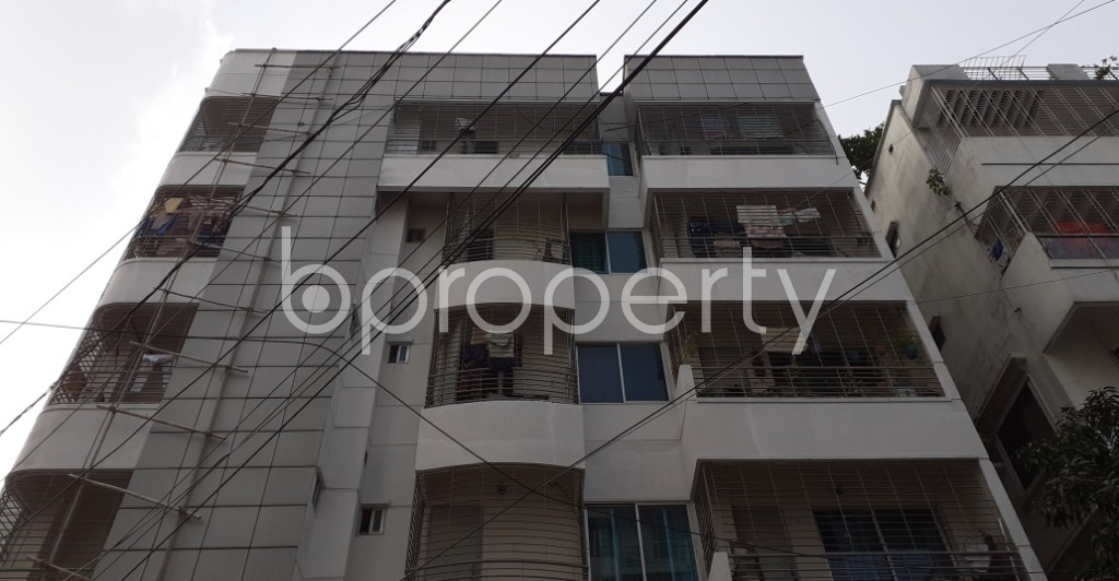 Front view - 3 Bed Apartment for Sale in Uttara, Dhaka - 1943718