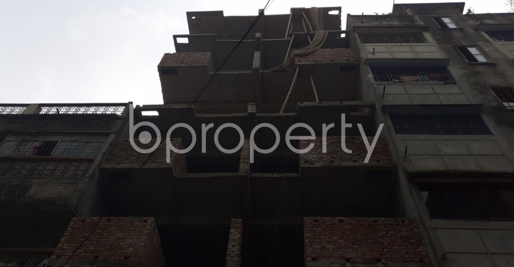 Front view - 3 Bed Apartment for Sale in Mohammadpur, Dhaka - 1943724
