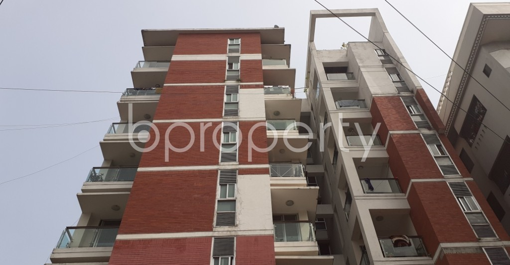 Front view - 3 Bed Apartment to Rent in Uttara, Dhaka - 1943766