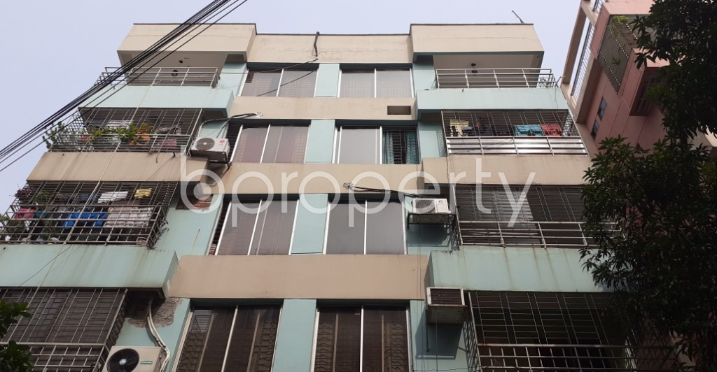 Front view - 3 Bed Apartment to Rent in Uttara, Dhaka - 1943767