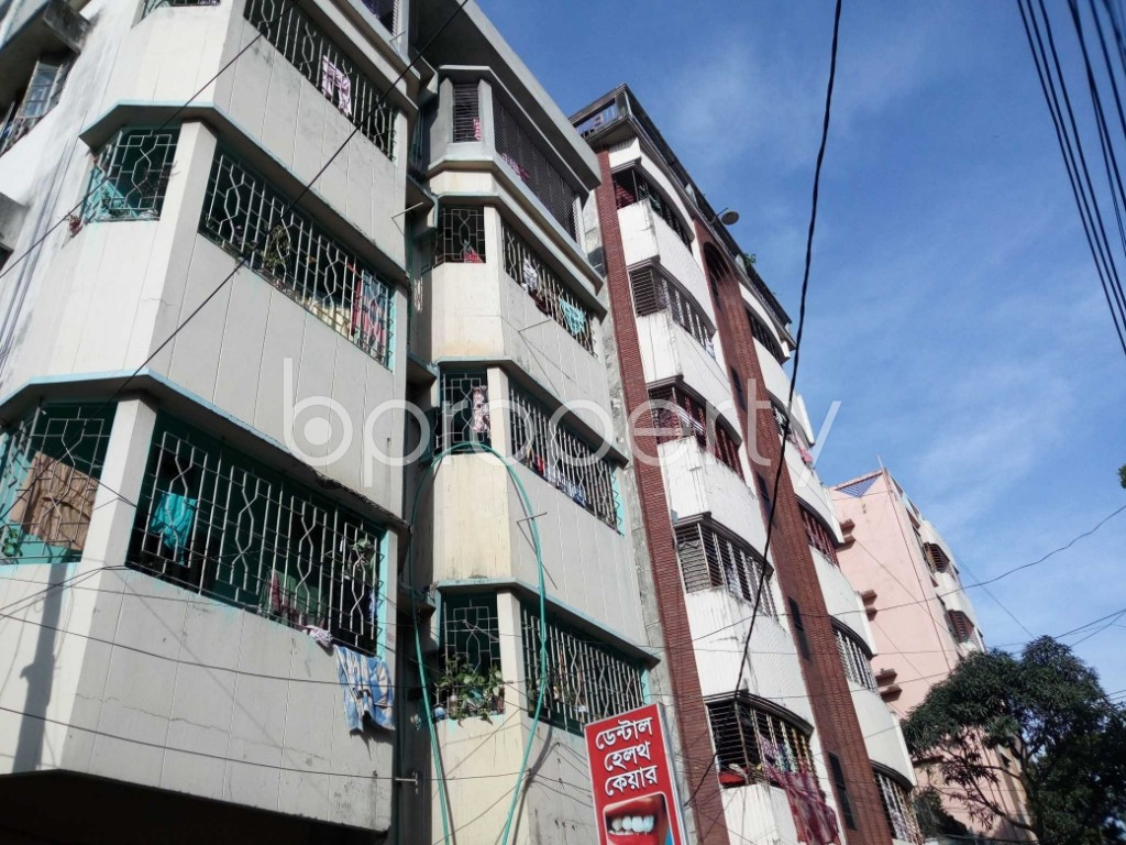 Front view - 1 Bed Apartment to Rent in Halishahar, Chattogram - 1943800