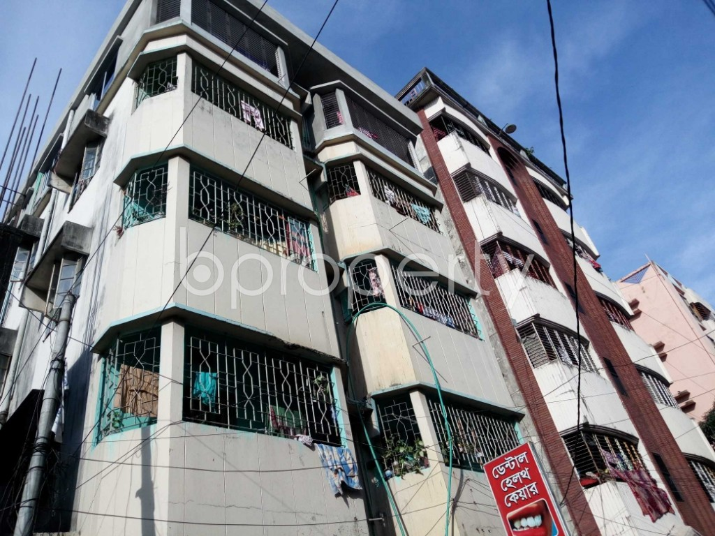Front view - 2 Bed Apartment to Rent in Halishahar, Chattogram - 1943802