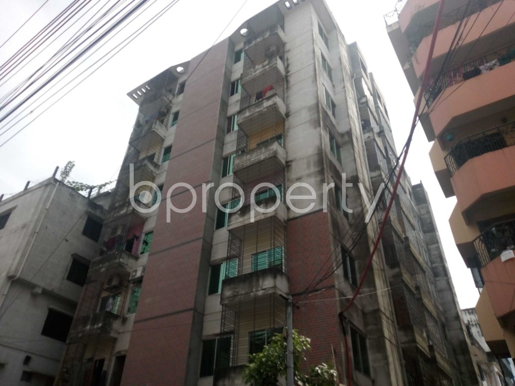 Front view - 3 Bed Apartment to Rent in Halishahar, Chattogram - 1943805