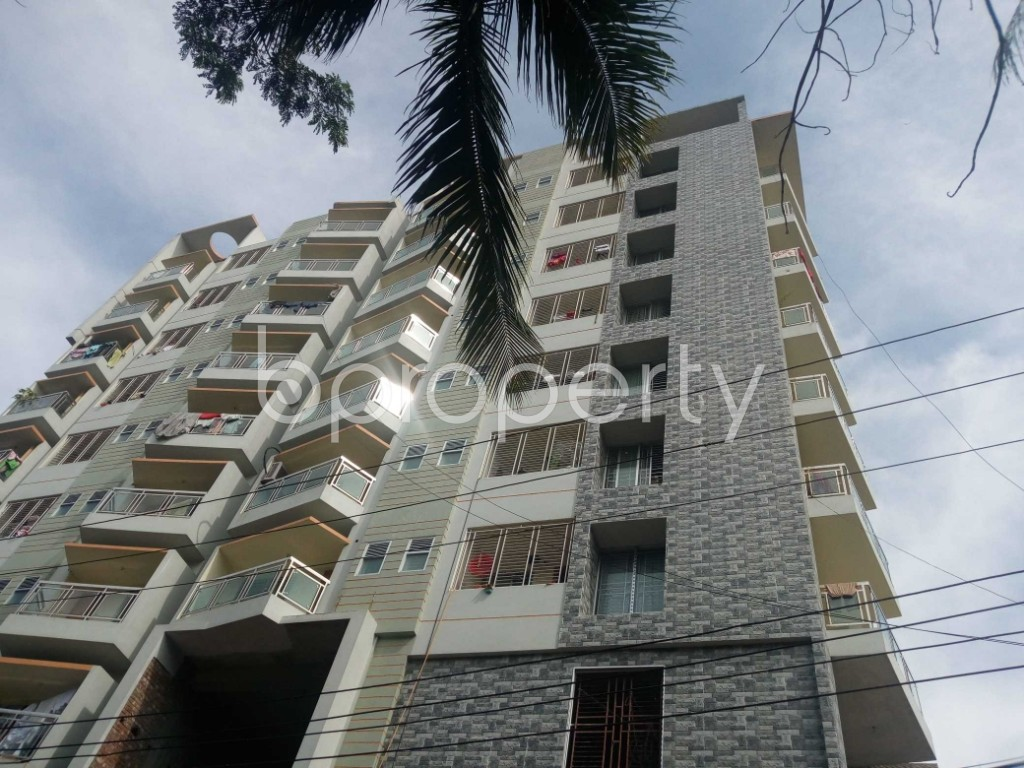 Front view - 3 Bed Apartment to Rent in Halishahar, Chattogram - 1943808