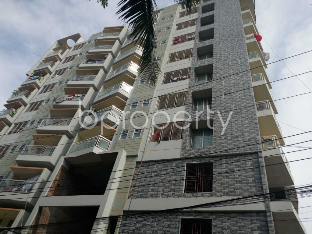 Front view - 3 Bed Apartment to Rent in Halishahar, Chattogram - 1943809