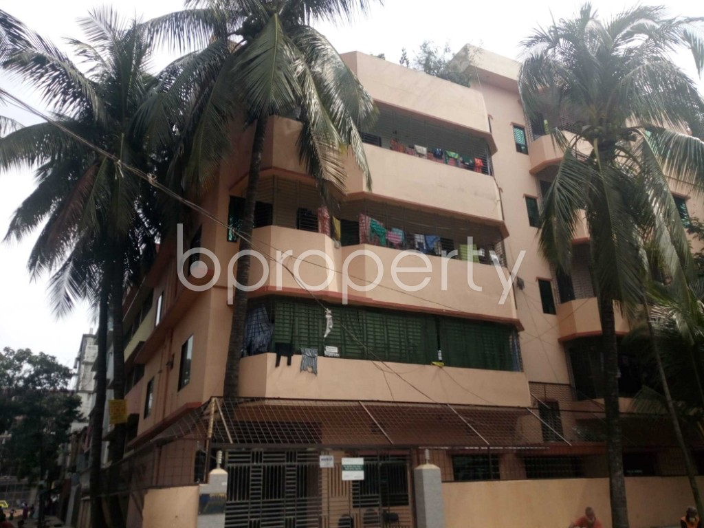 Front view - 2 Bed Apartment to Rent in Halishahar, Chattogram - 1943811