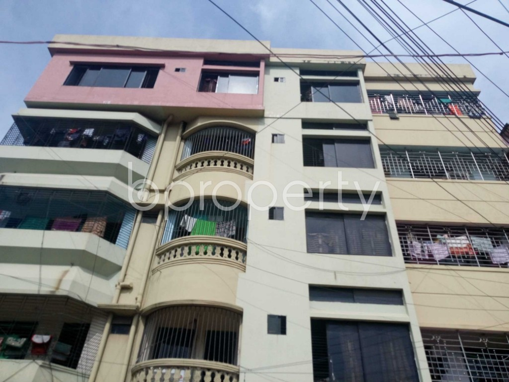 Front view - 2 Bed Apartment to Rent in Halishahar, Chattogram - 1943812