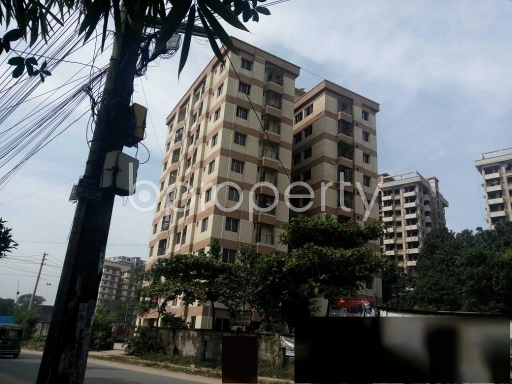 Front view - 2 Bed Apartment to Rent in Halishahar, Chattogram - 1943814
