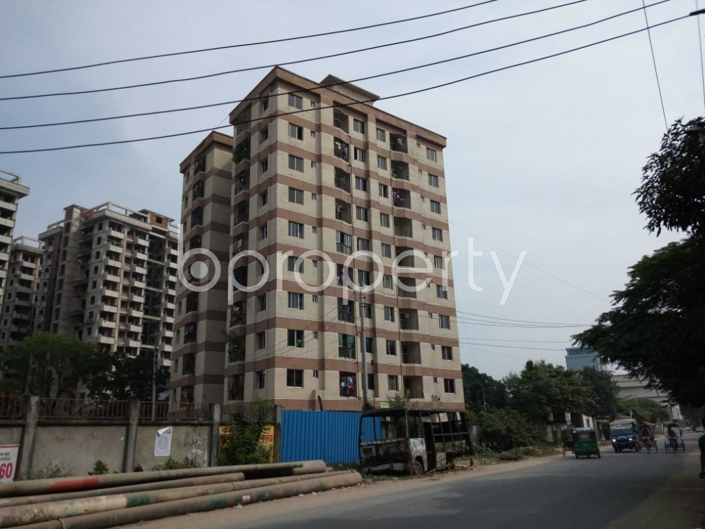 Front view - 2 Bed Apartment to Rent in Halishahar, Chattogram - 1943815