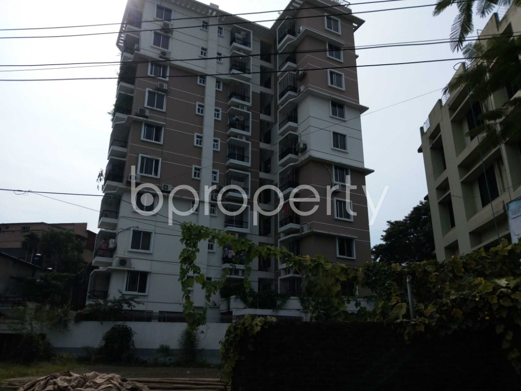 Front view - 3 Bed Apartment for Sale in Halishahar, Chattogram - 1943816