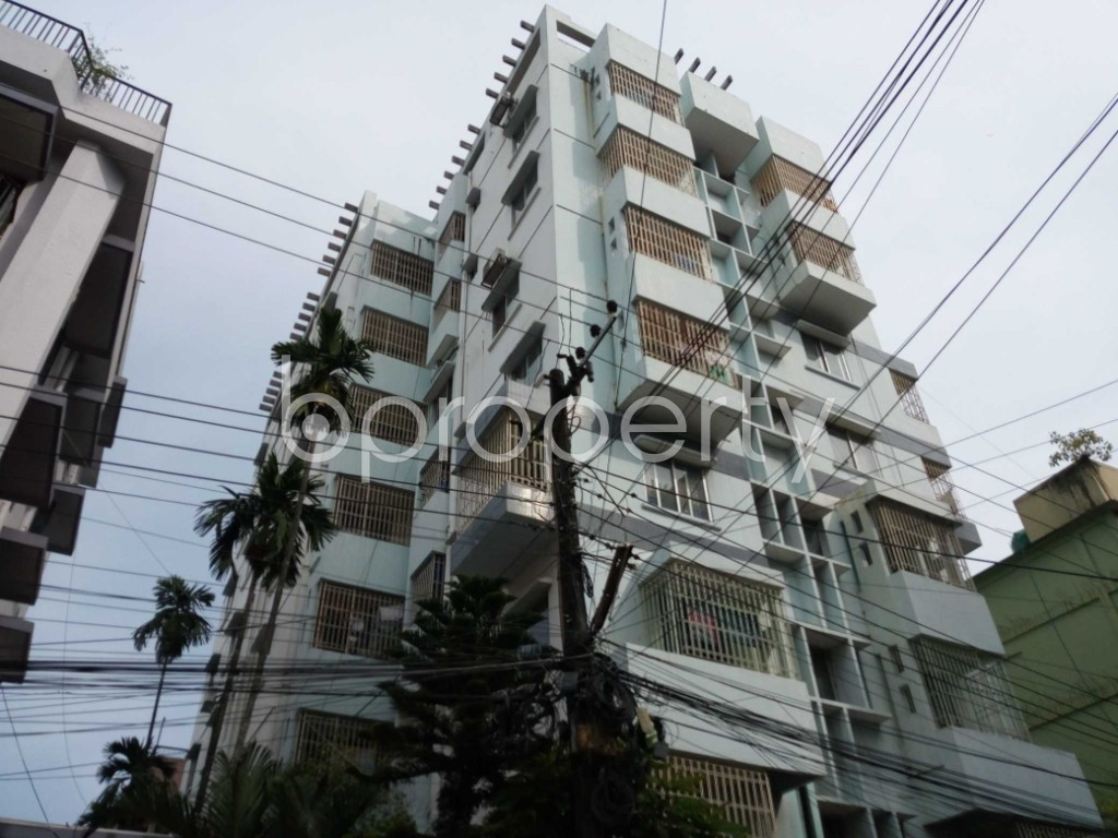 Front view - 3 Bed Apartment to Rent in Halishahar, Chattogram - 1943817