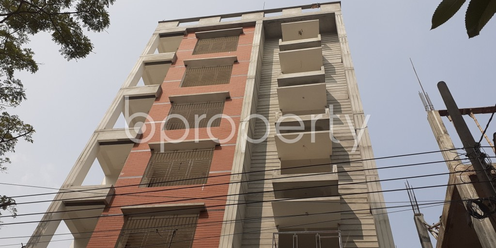 Front view - 3 Bed Apartment to Rent in Bashundhara R-A, Dhaka - 1943860