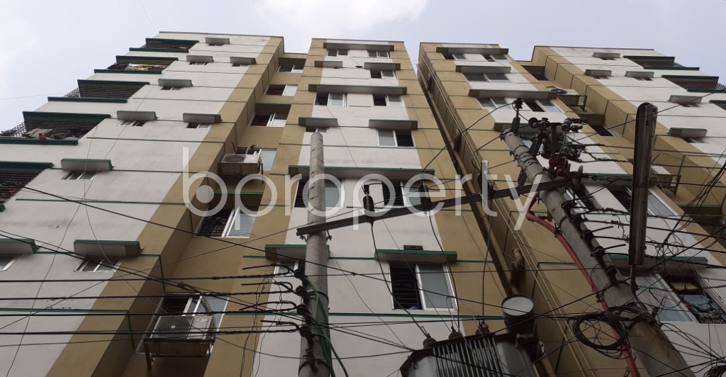 Front view - 3 Bed Apartment to Rent in Mohammadpur, Dhaka - 1943875
