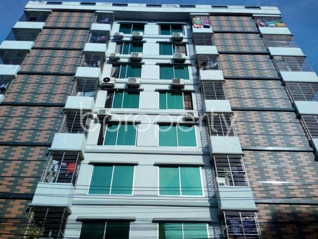 Outside view - 3 Bed Apartment to Rent in Bayazid, Chattogram - 1943855