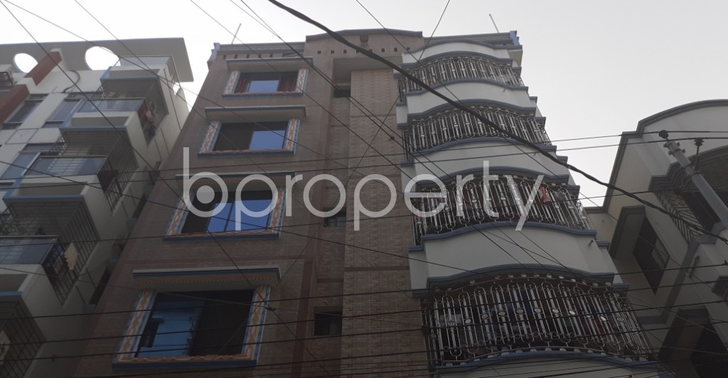 Front view - 2 Bed Apartment to Rent in Uttara, Dhaka - 1943937