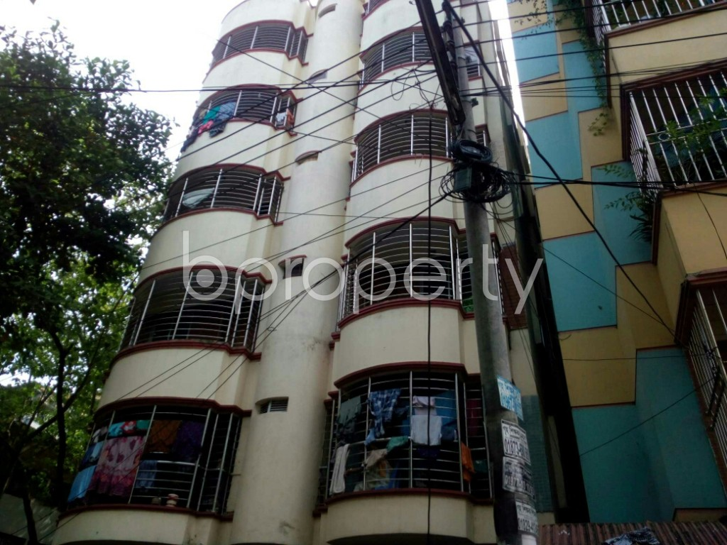 Outside view - 3 Bed Apartment to Rent in Bayazid, Chattogram - 1943946
