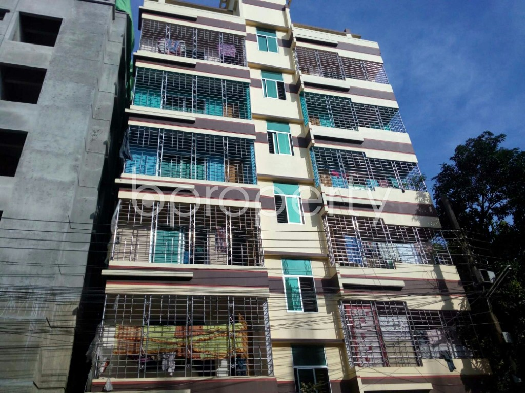 Outside view - 2 Bed Apartment to Rent in Bayazid, Chattogram - 1943955