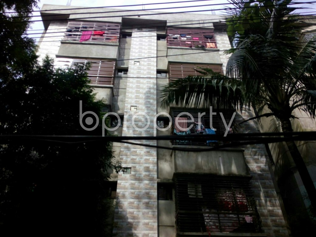 Outside view - 2 Bed Apartment to Rent in Bayazid, Chattogram - 1943965